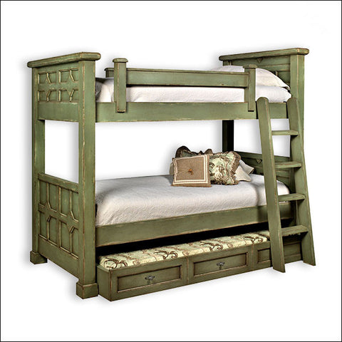 Kristina Bunk Bed with Trundle