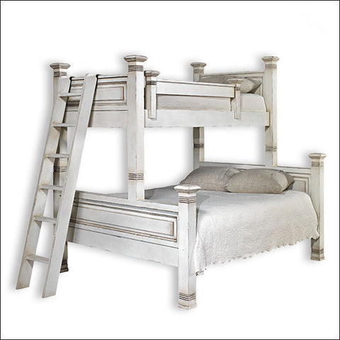 Lisette Twin Over Queen Bunk Bed