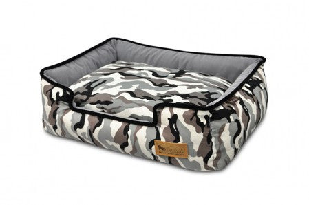 P.L.A.Y. Camouflage Lounge Pet Bed
