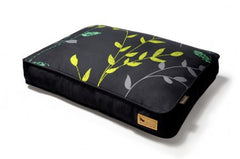 P.L.A.Y. Greenery Rectangular Pet Bed