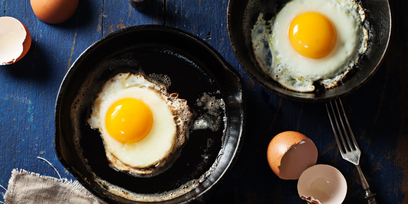 EGGS 101: What to Look for When Cooking Eggs