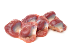 organic chicken gizzards
