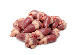 raw chicken hearts for dogs