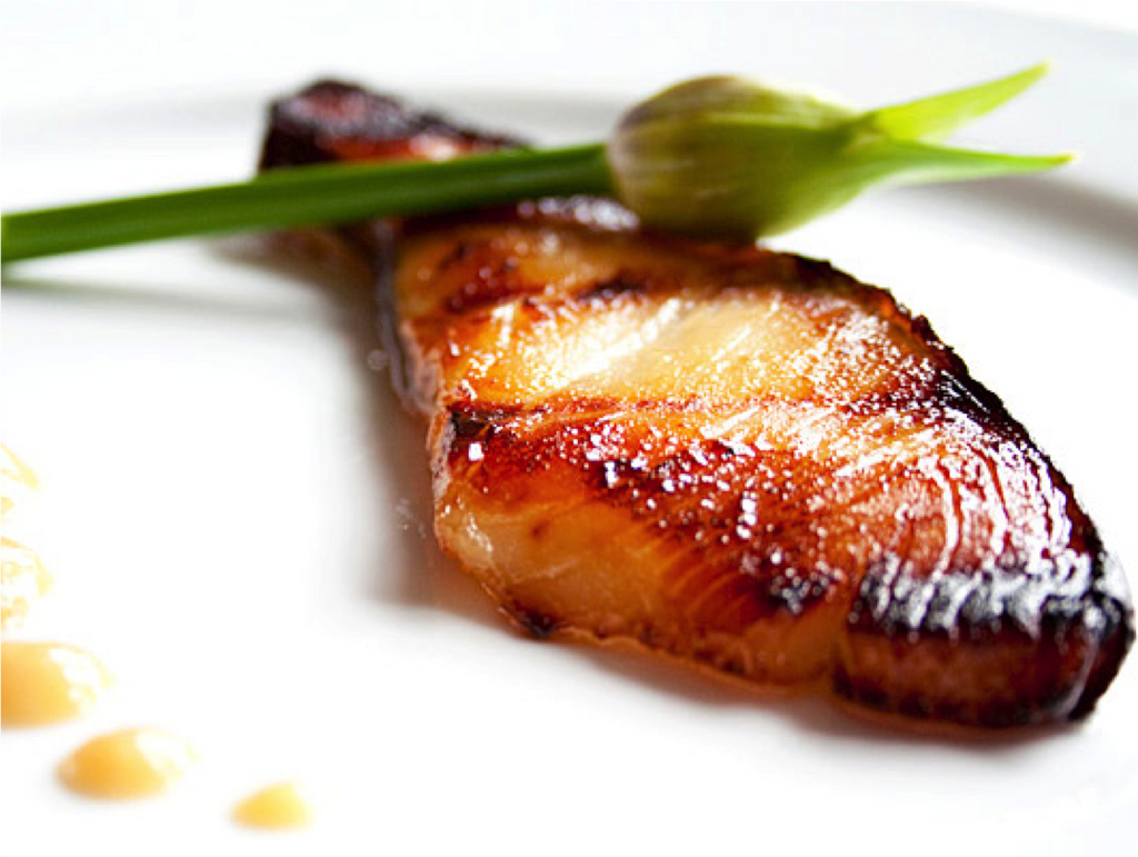 Wild Butterfish (Black Cod, Sablefish) Filets
