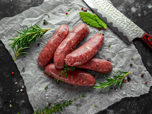 Pastured Pork Breakfast Sausage