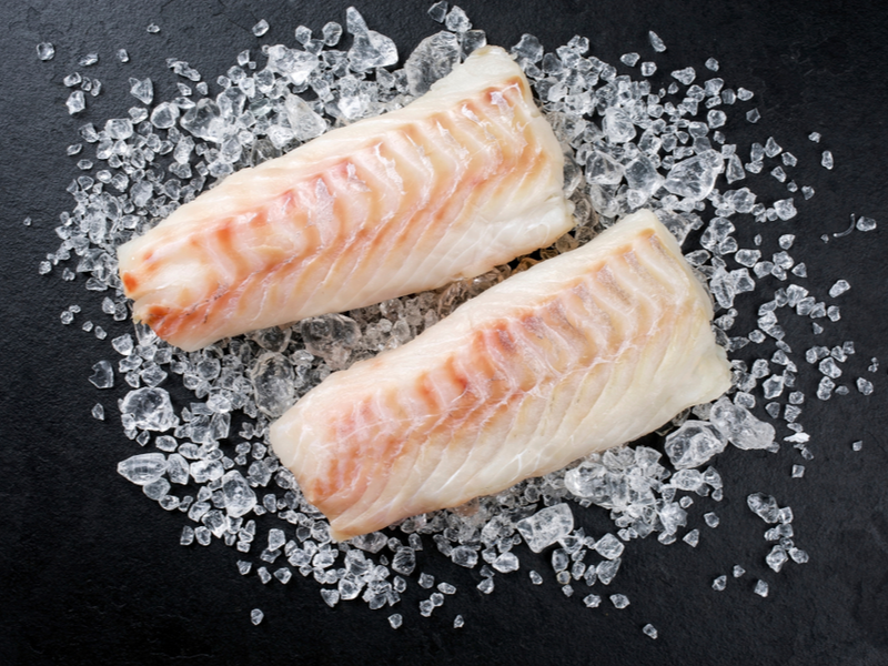 Wild Black Cod (Butter fish) Filets