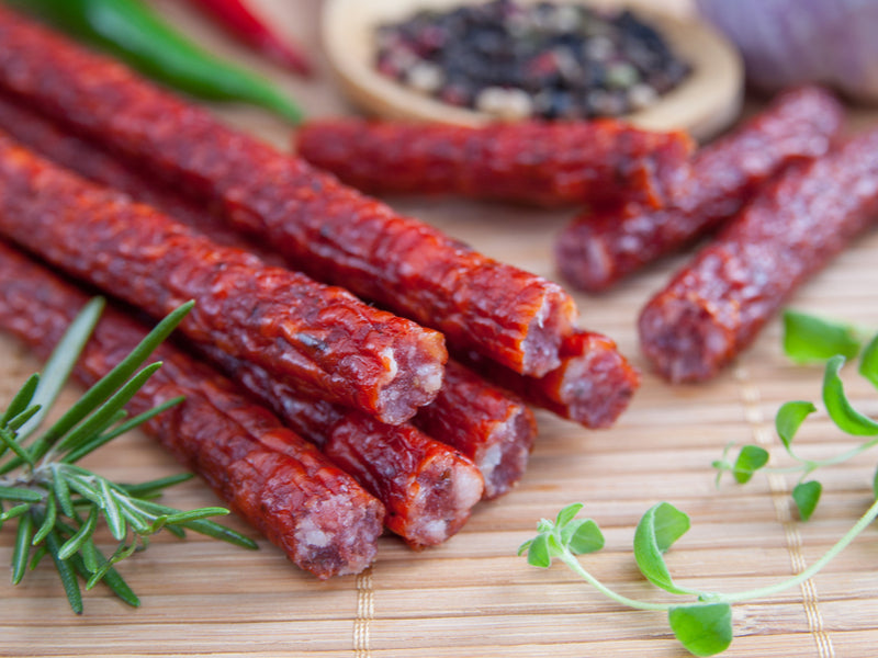 Carman Ranch Beef Snack Sticks