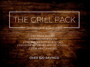 The Grill Pack