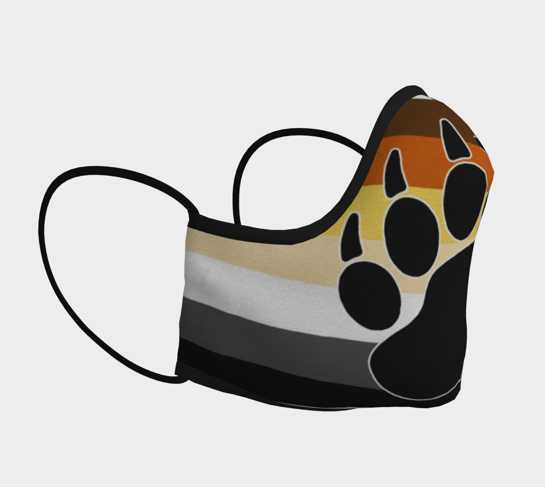 Bear Pride Mask
