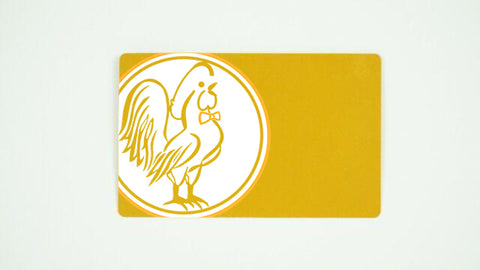 Gold Card Membership - Annual - $500.00