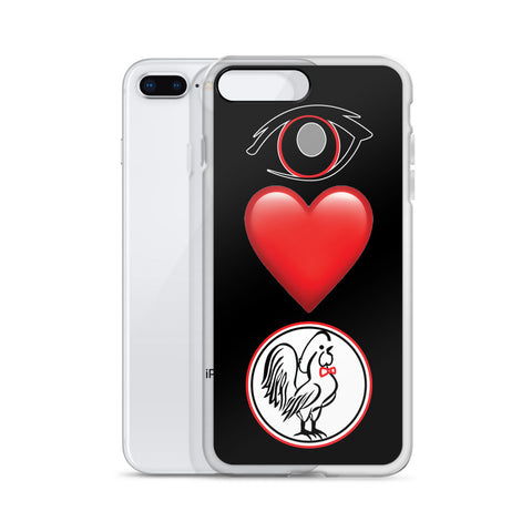 iPhone Case Eye Love