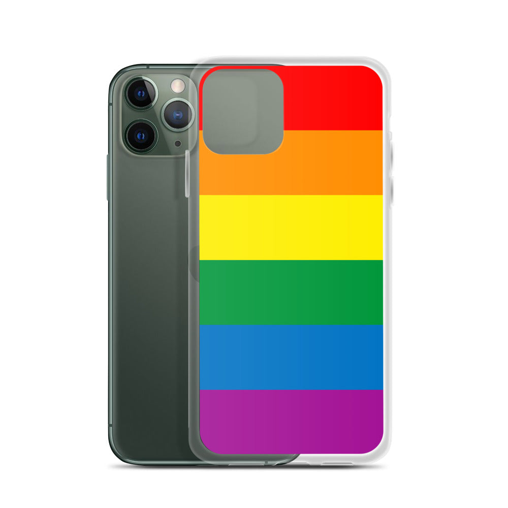 Proud Pride iPhone Case