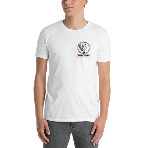 Short-Sleeve Unisex T-Shirt Small Logo
