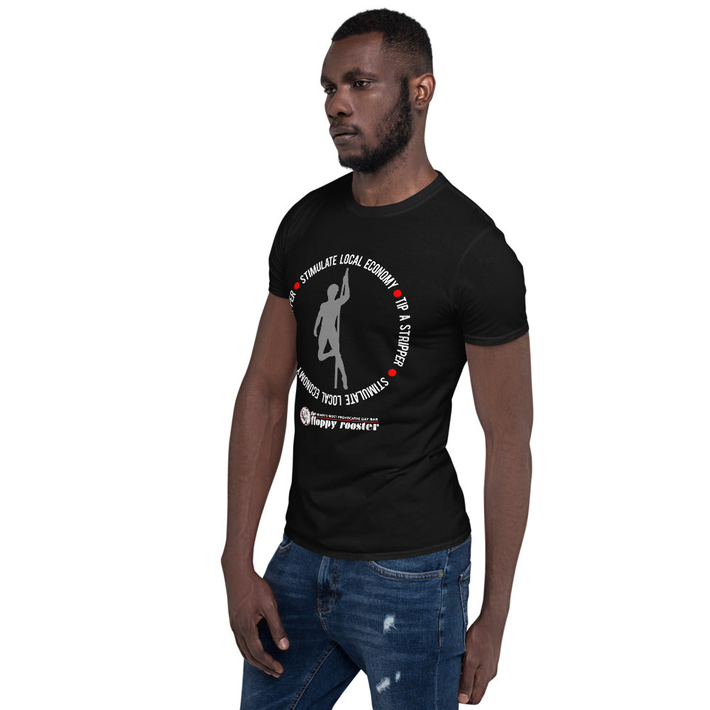 Support Local Talent Short-Sleeve Unisex T-Shirt