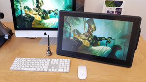 New Cintiq 22 Review [vs 22HD]
