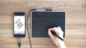 Wacom Intuos Android Compatibility