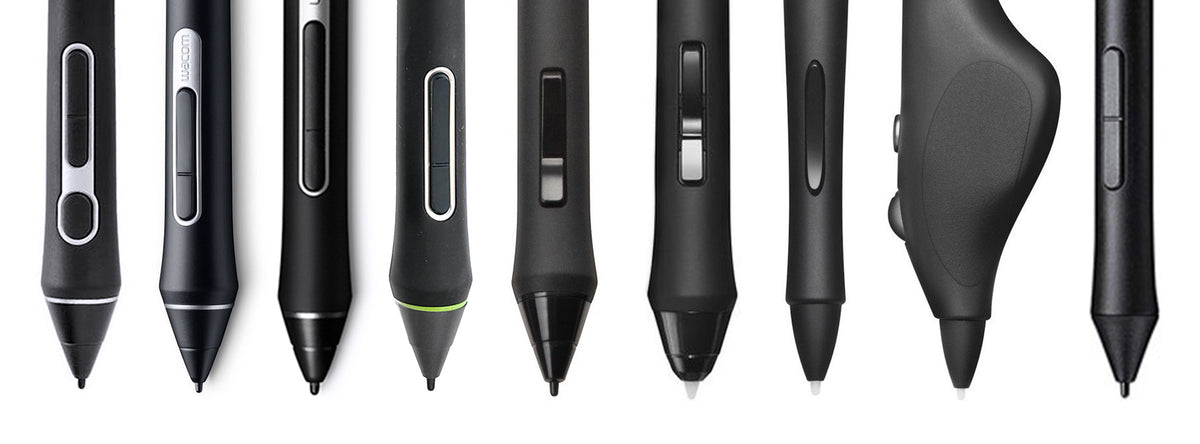 Wacom Pen Compatibility & Replacements – MacHollywood