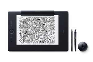 Wacom Intuos Pro Paper Edition Review by Stefan Petit