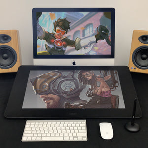 Cintiq Pro 24 Overview and Comparison