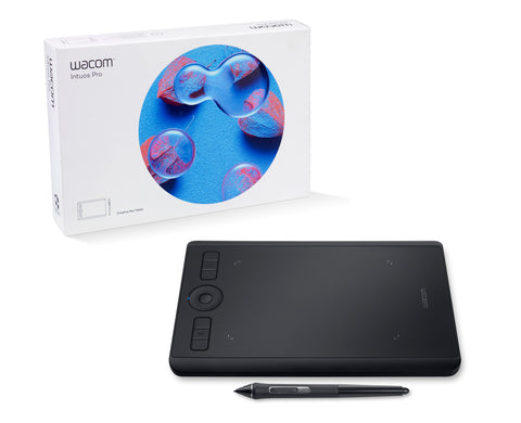 New Intuos Pro Small (2019) Release – MacHollywood | Sales