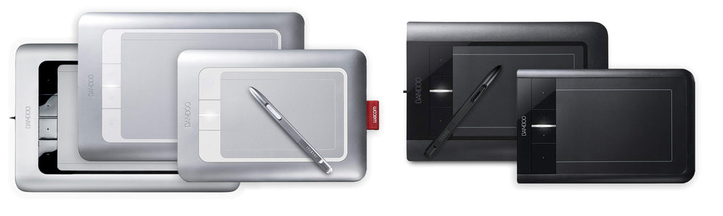 Wacom Tablets & Cintiqs with Compatible Pens – MacHollywood