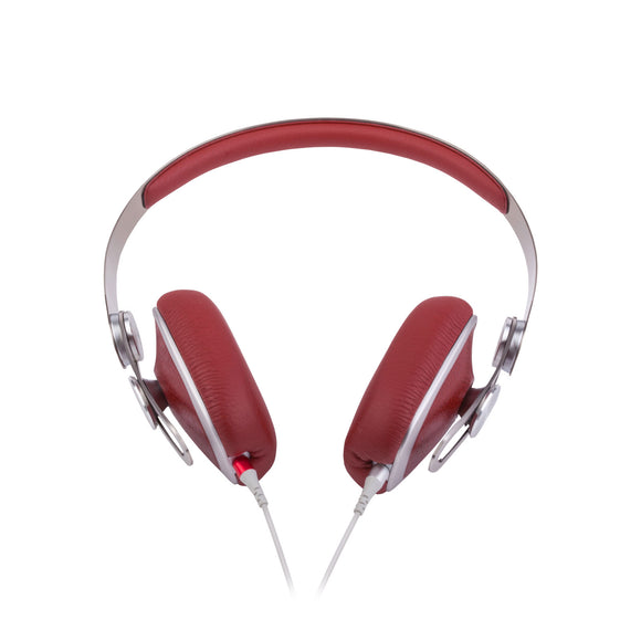 Avanti On-Ear Headphones Burgundy Red 99MO035323 - [machollywood]