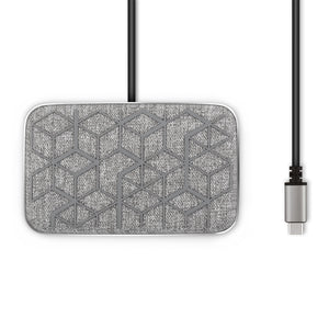MOshi Symbus Q Compact USB-C Dock with Wireless Charging - 99MO084218 - [machollywood]
