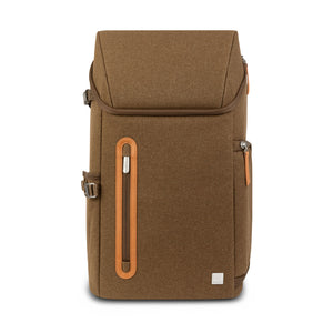Moshi Arcus Multifunctional Backpack, Vintage Brown - 99MO094731 - [machollywood]