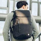 Moshi Arcus Multifunctional Backpack, Charcoal Black - 99MO094001