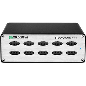 Glyph Studio RAID Mini 2-Bay 8TB SRM8000B - [machollywood]