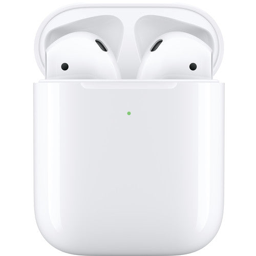 Apple AirPods with Wireless Charging Case - [machollywood]