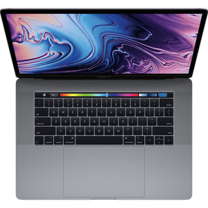 Macbook Pro 15-inch TouchBar 2.3GHz Mid 2019 Space Grey - [machollywood]