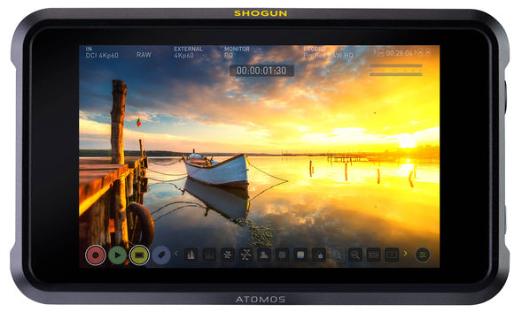 Atomos Shogun 7 HDR Pro/Cinema Monitor-Recorder-Switcher ATOMSHG701