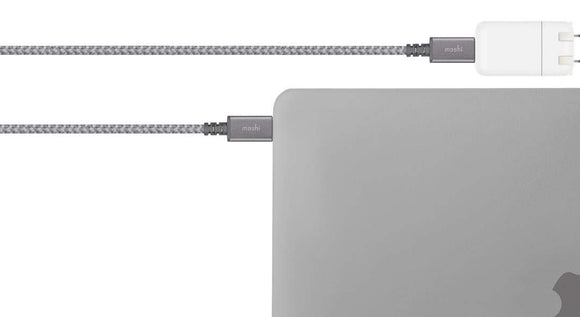 Moshi Integra USB-C Charge Cable 6.6 ft (2 m) 99MO084212 - [machollywood]