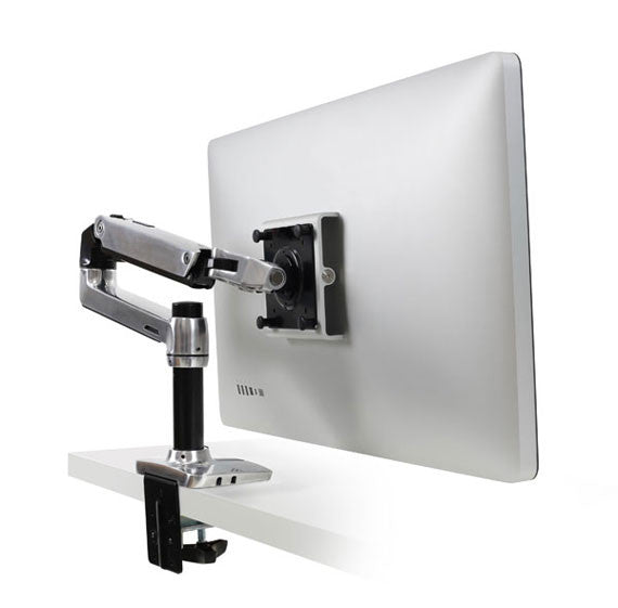 Genial ... Ergotron LX HD Sit Stand Desk Mount LCD Arm For 22HD 45 241  ...