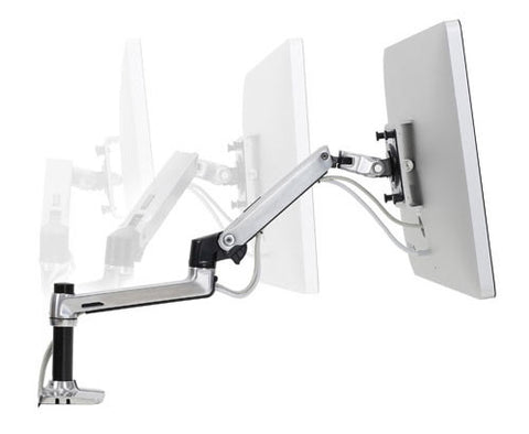 Ergotron Lx Hd Sit Stand Desk Mount Lcd Arm For 22hd 45