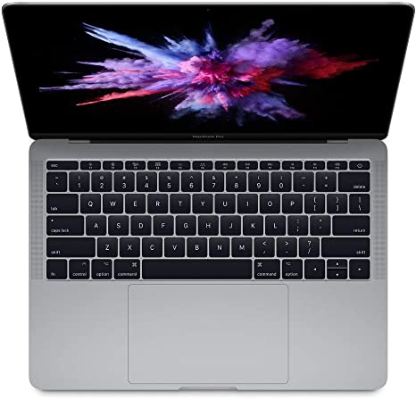 Macbook Pro 13-inch 2.5 GHz i7, 2 Thunderbolt 3 Ports 2017 Space Grey