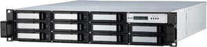 Areca 12Bay 2U Rackmount Thunderbolt 3 168TB ARC-8050T3-12R-168TB - [machollywood]
