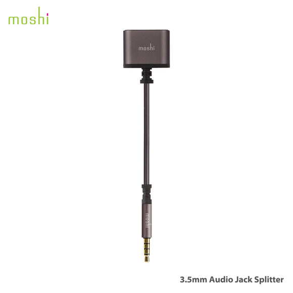 Moshi 3.5mm Audio Splitter Cable 99MO023005 - [machollywood]