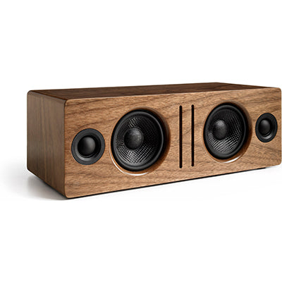 AudioEngine B2 Wireless Speakers Walnut