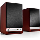 AudioEngine HD3 Wireless Speakers Cherry - [machollywood]