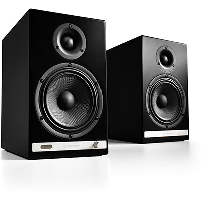 AudioEngine HD6 Wireless Speakers Black - [machollywood]