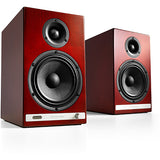 AudioEngine HD6 Wireless Speakers Cherry