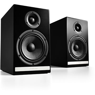 AudioEngine HDP6 Passive Speakers Black - [machollywood]