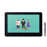 Wacom Cintiq Pro 16 Creative Pen & Touch Display DTH1620AK0 - [machollywood]