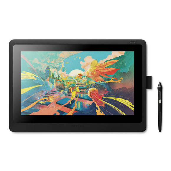 Wacom Cintiq 16 DTK1660K0A - [machollywood]