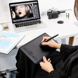 Wacom Intuos Pro Pen & Touch Small PTH460K0A - [machollywood]