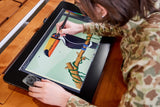 Wacom Cintiq Pro 24 Touch DTH2420K0 - [machollywood]