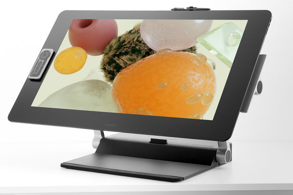 Wacom Cintiq Pro 32inch Pen & Touch Display + Ergo Stand Bundle DTH3220K0 - [machollywood]