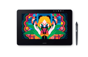 Wacom Cintiq Pro 13 Creative Pen & Touch Display DTH1320AK0 - [machollywood]